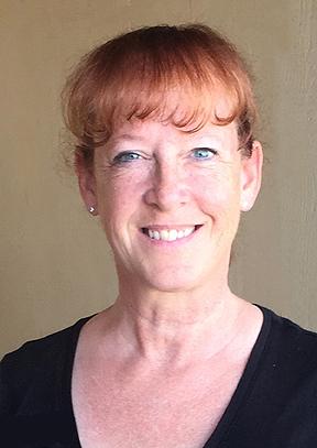 massage therapist Peggy Mundell