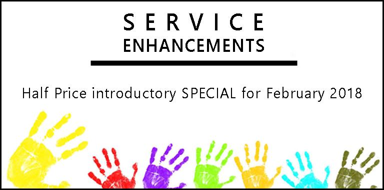 February 2018 Specials at Essentials Plus Massage & Bodywork in El Cajon CA