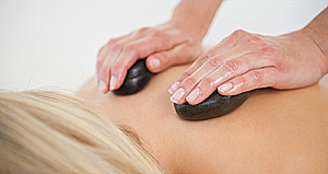 hot stone massage at Essentials Plus Massage & Bodywork in El Cajon, CA
