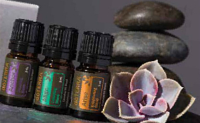 doTERRA Essential Oils and services at Essentials Plus Massage & Bodywork in El Cajon, CA